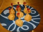 Chupa-Chups de pollo