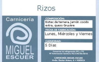 Etiqueta Rizos